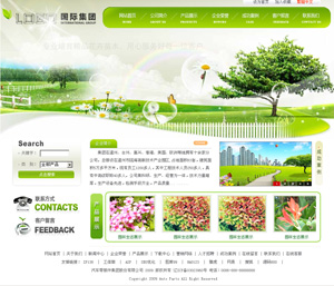 Web022-ASP企业网站源码模板