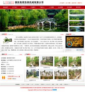 Web079-ASP企业网站源码模板